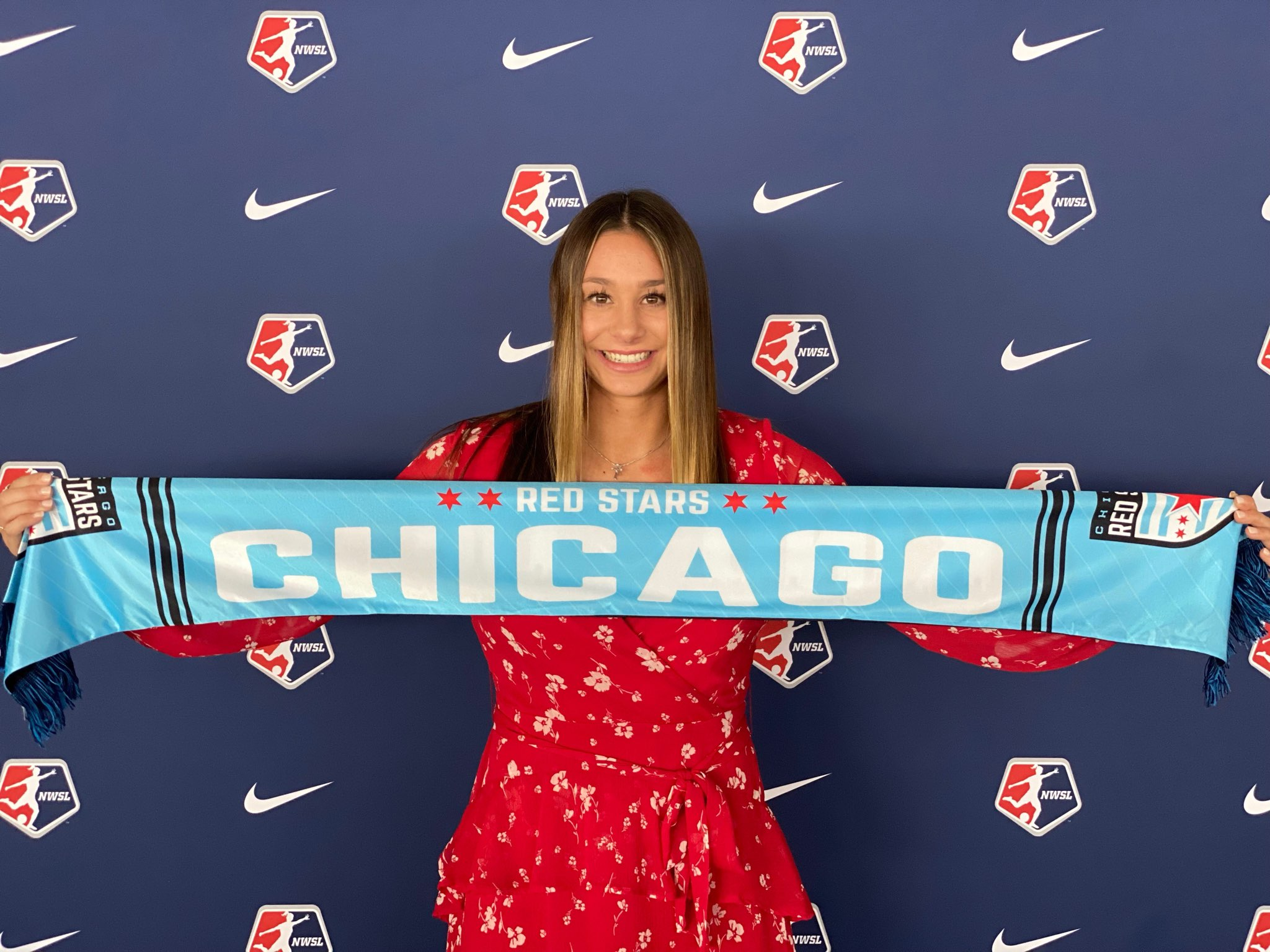 Julia Bingham Chicago Red Stars
