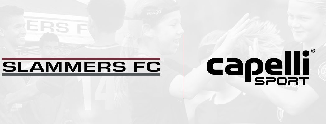 capelli sport and slammers fc logos